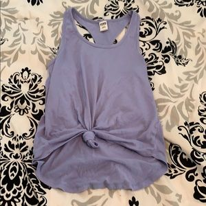 Purple pink brand tank top!